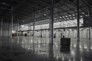 Строительство складского и логистического комплекса Армада Парк