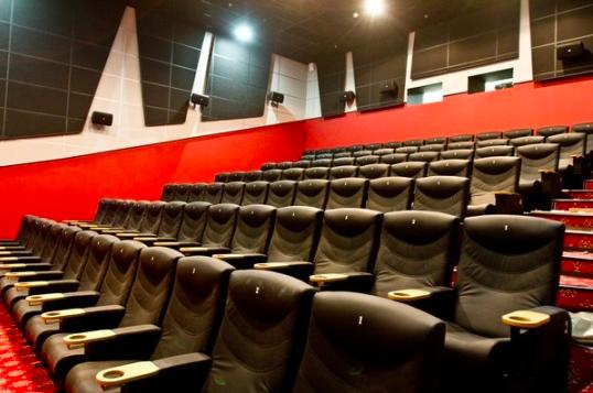 Адамант-строй, «Формула кино» в здании «Галерея», 360