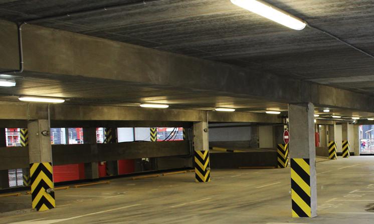 Адамант-строй, Строительство паркингов на Ленинском проспекте и на Дунайском проспекте, 567