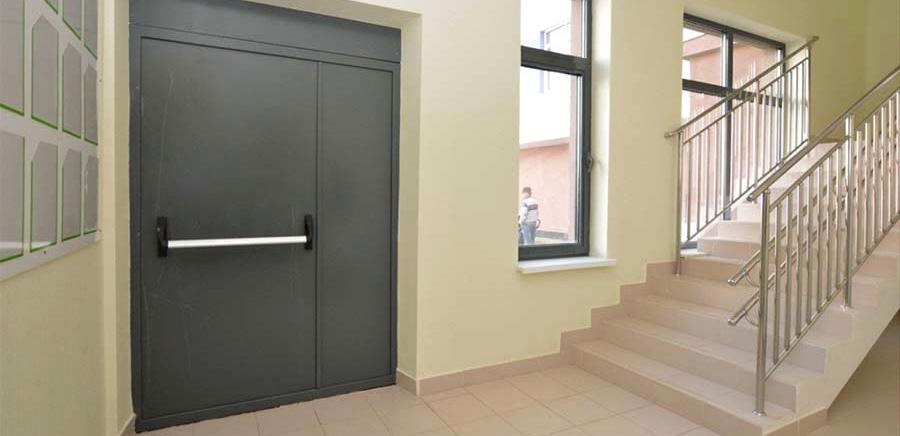 Адамант-строй, Тендер на поставку  и  монтаж металлических дверей, 1248