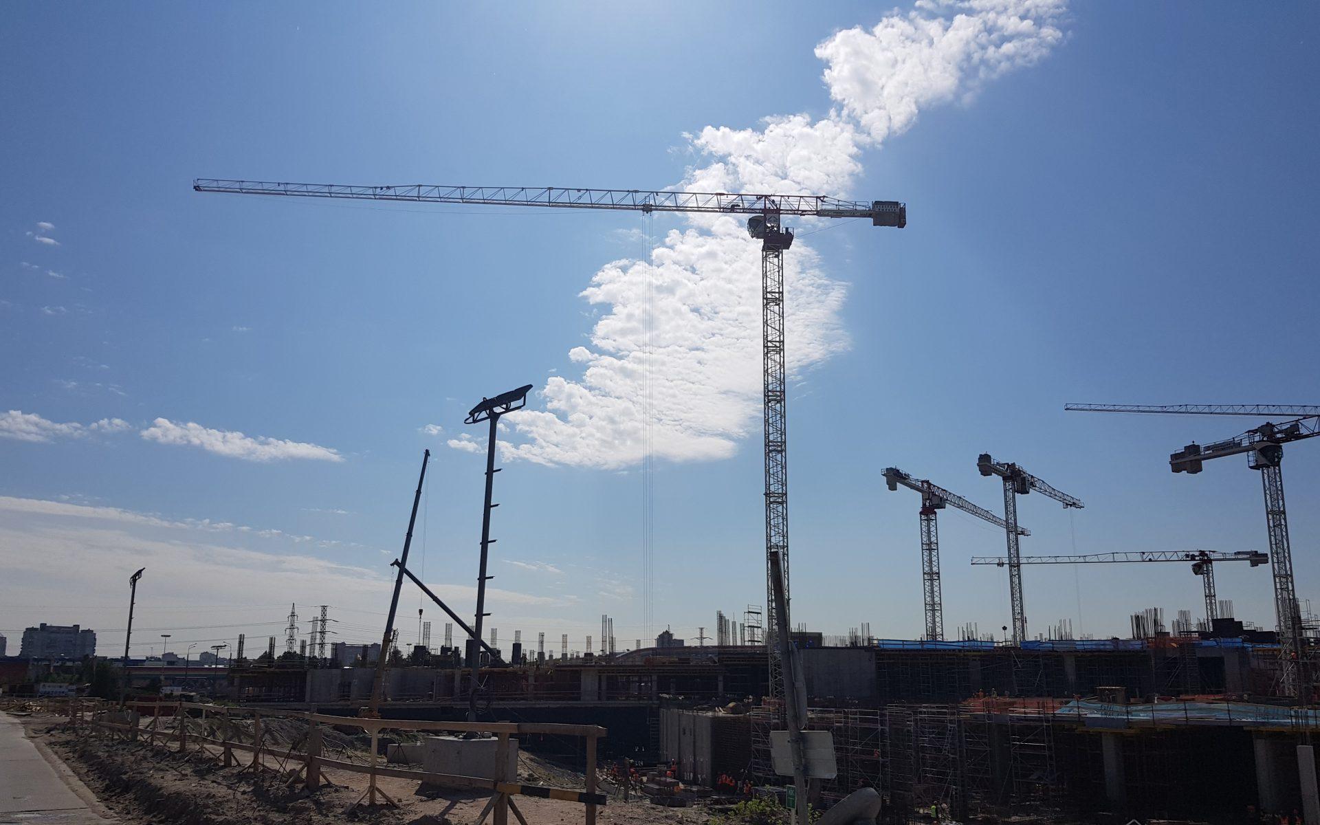 Адамант-строй, Спортивно-концертный комплекс «Петербургский», 2683