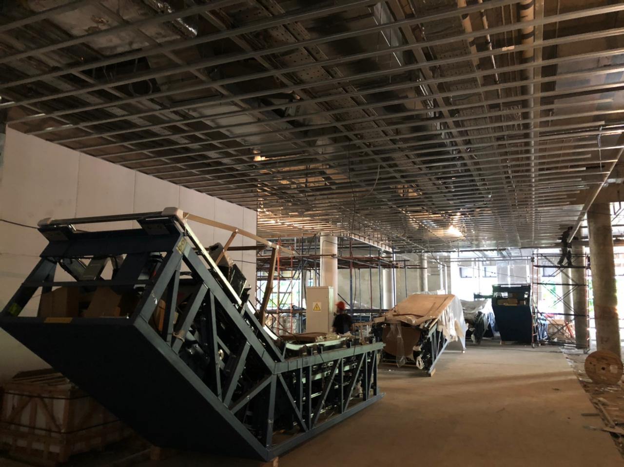 Орион — строительство очередного объекта Адамант-Строй в Москве